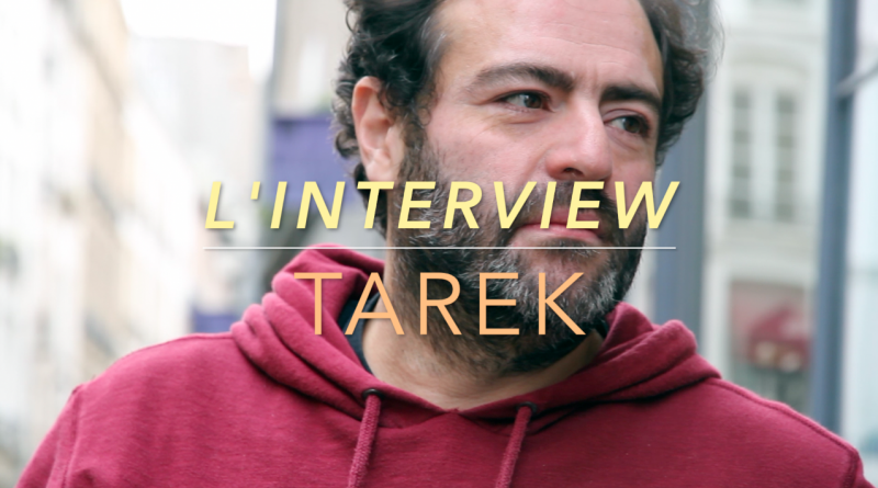Rencontre avec l'artiste Tarek